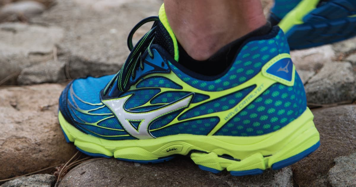 "43238ffc53 The Mizuno Wave Catalyst is a brand new shoe for Mizuno that was noticed  immediately by Runner's World Magazine who labeled this their ""Best Debut""  for ..."