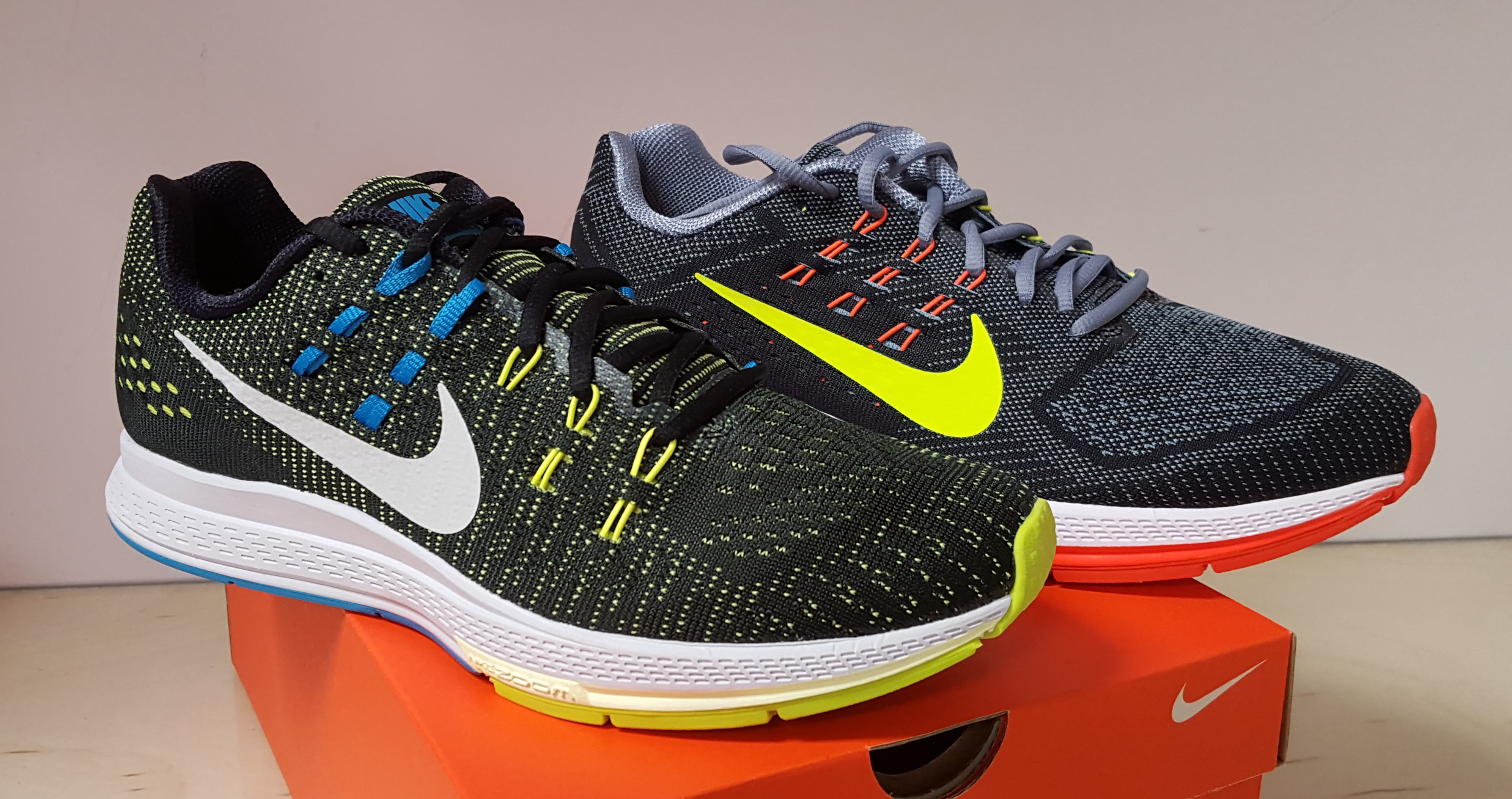 Nike Zoom Air Struttura 18 Idealogin FLVdCXv